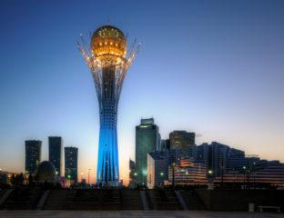 Baiterek Kazakhstan Novastan Rejoignez-nous Rédacteur Contributeur Journalisme Asie centrale