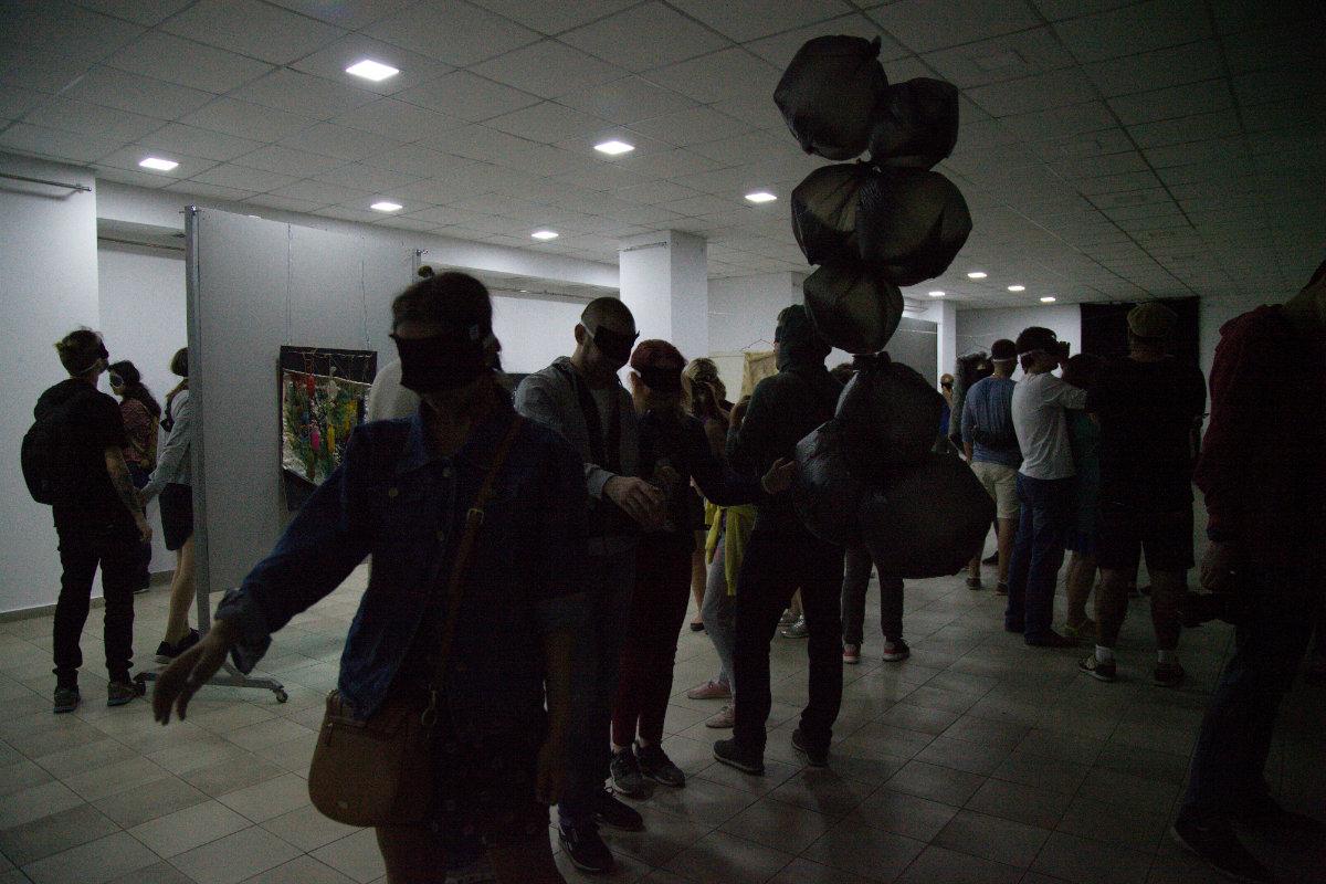 Nuit des musées Bichkek 2017 Kirghizstan VR Réalité Virtuelle