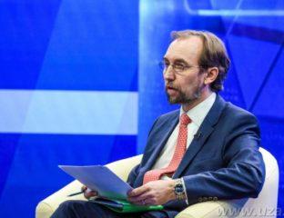 Zeid Ra'ad Al Hussein ONU Ouzbékistan Rencontre Visite Droits de l'Homme