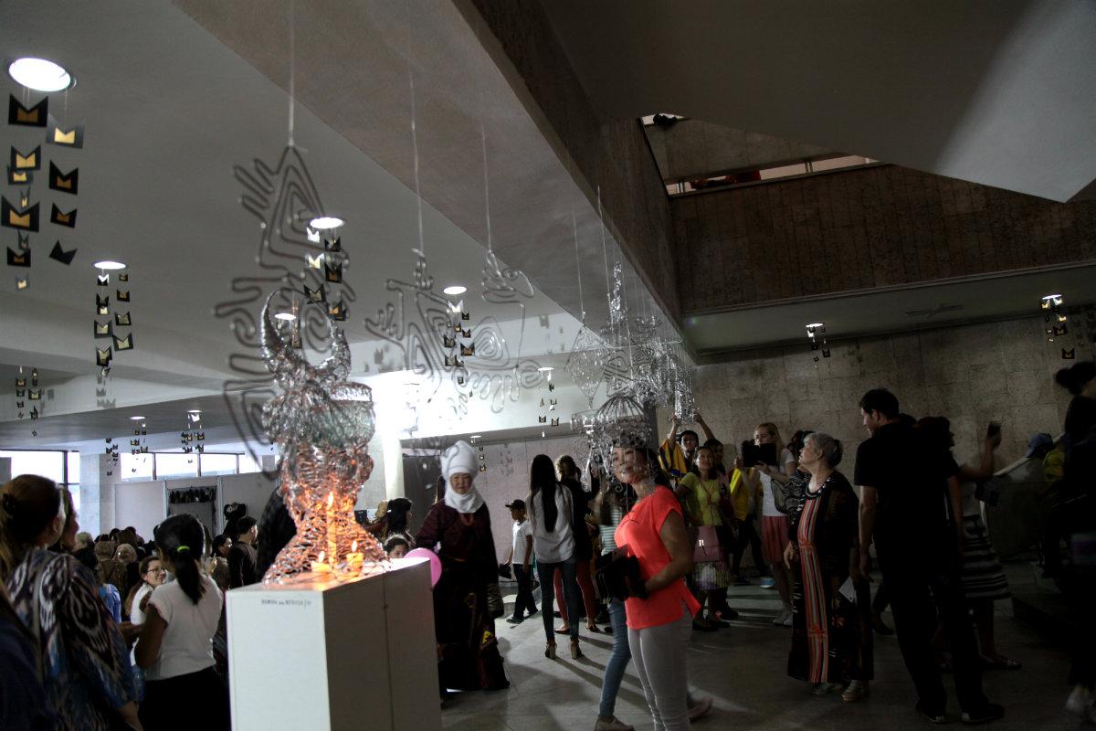 Nuit des musées Bichkek 2017 Kirghizstan