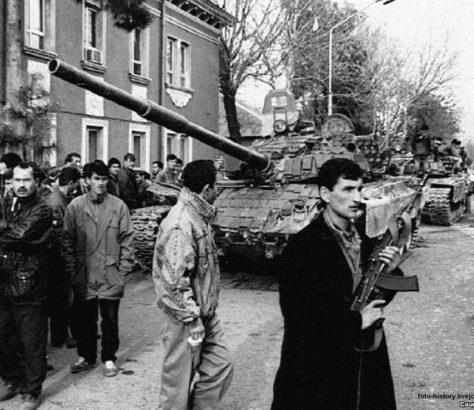 Guerre civile Tadjikistan 1992 1997