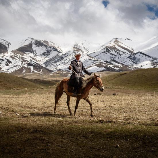 Berger Song Koul Kirghizstan