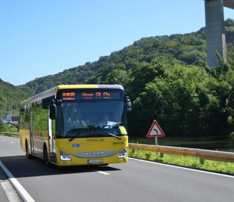 Iveco Bus Urbanway Kazakhstan