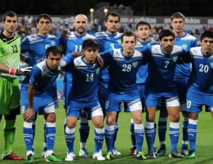 Equipe Football Ouzbékistan