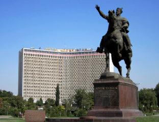Place Capitale Tachkent