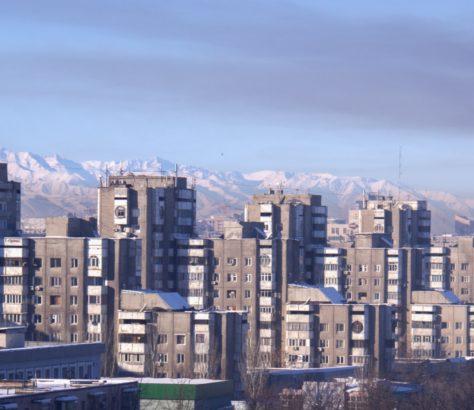 Quartier Résidentiel Vostok-5 Bichkek