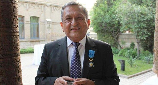 Choazim Minovarov Directeur Alliance Française Tachkent