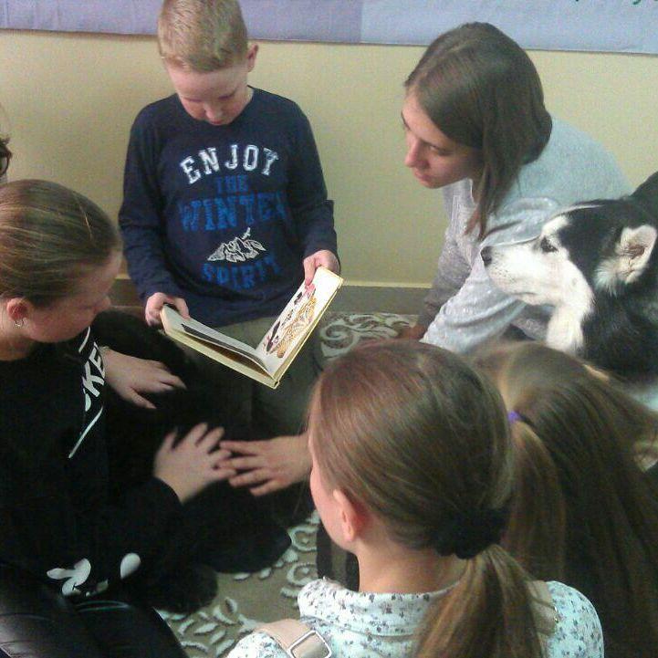 Bénévoles Centrasiatiques Aider Enfants Difficulté