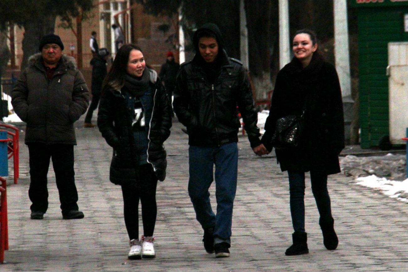 Couples Interethniques Bichkek