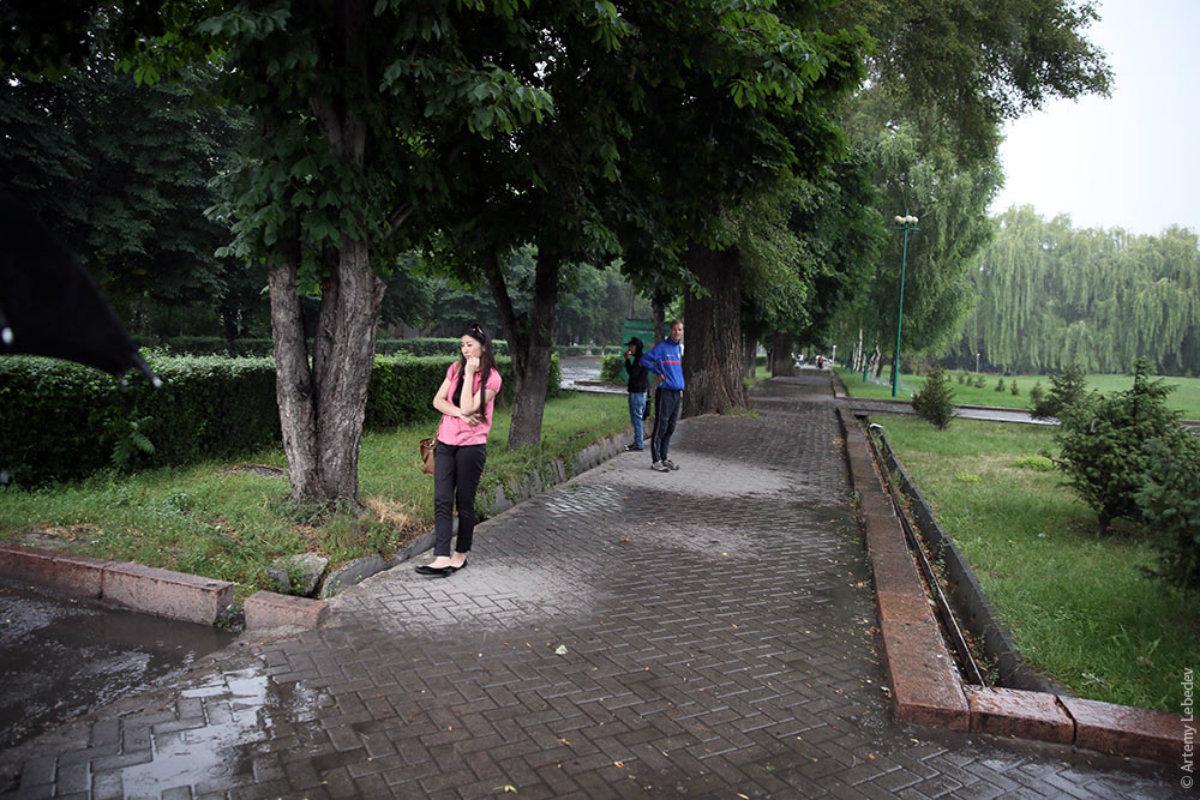 Artemi Lebedev Bichkek Ville Verte