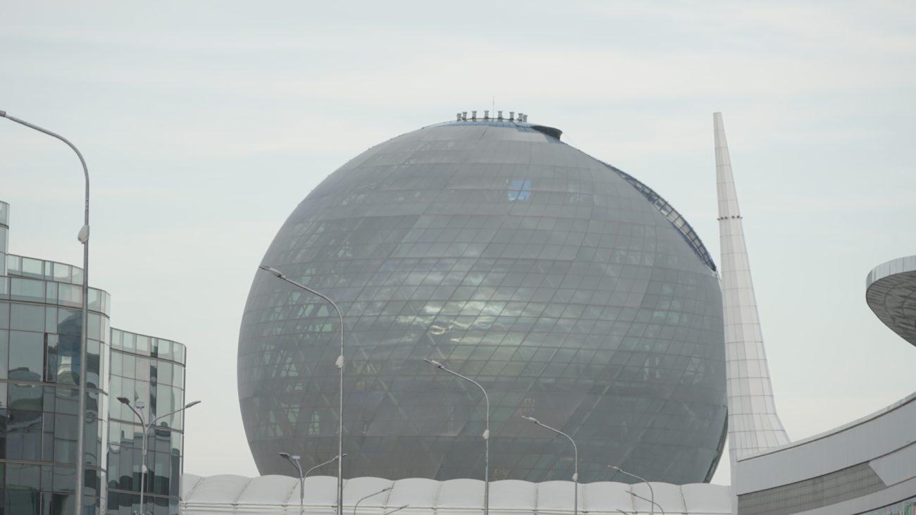 EXPO 2017 Sphere