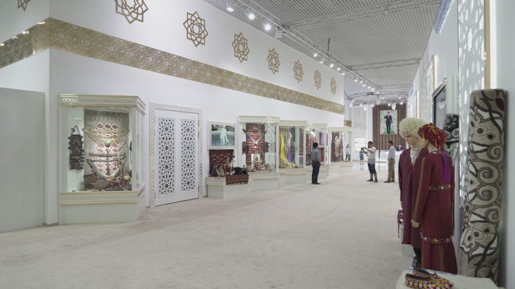 Pavillon turkmène