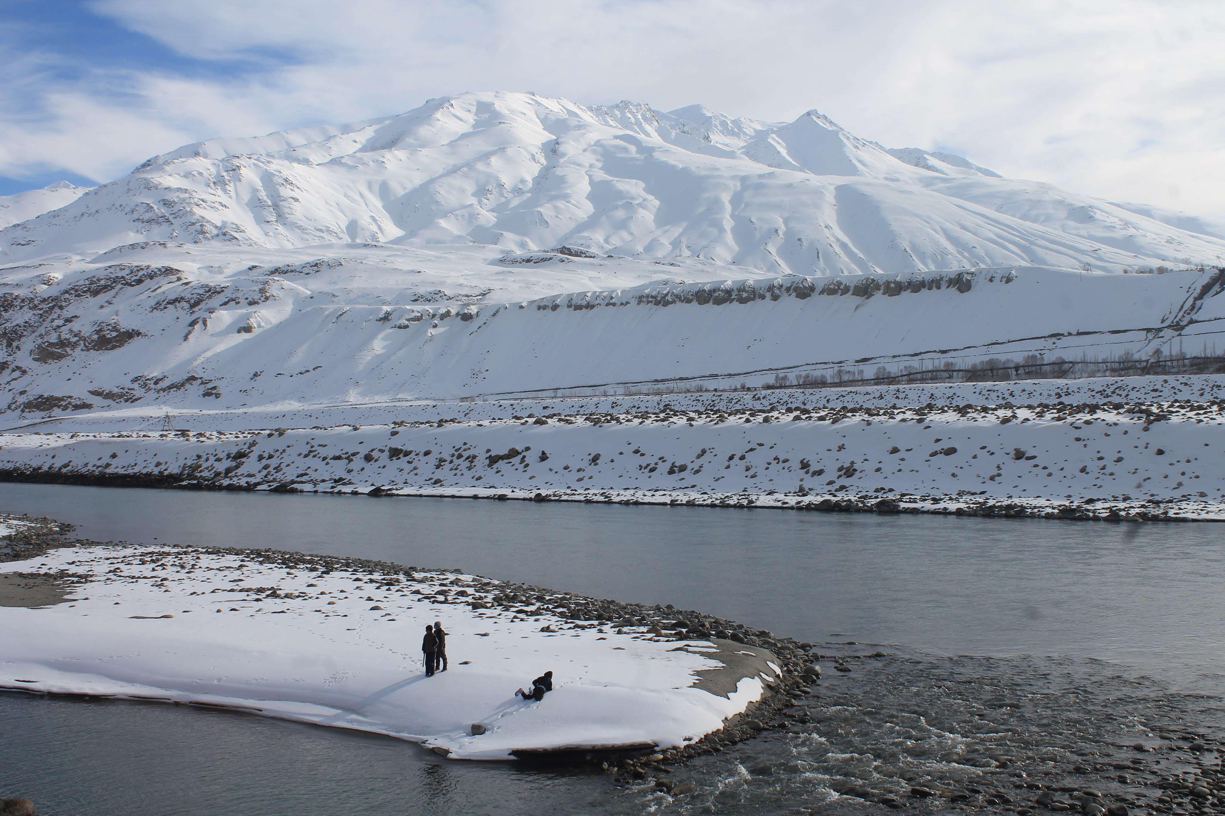 Piandj Rivière Tadjikistan