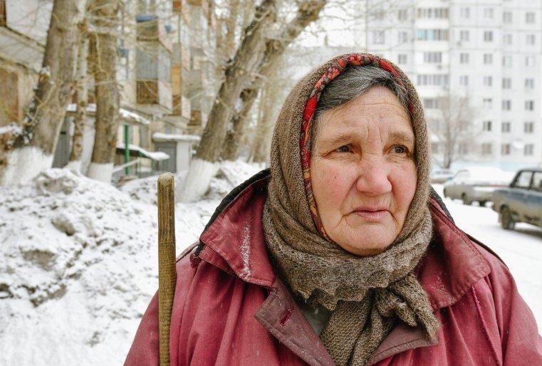 Galina Nikolaïevna Serebriakova Ekibastouz Kazakhstan Concierge