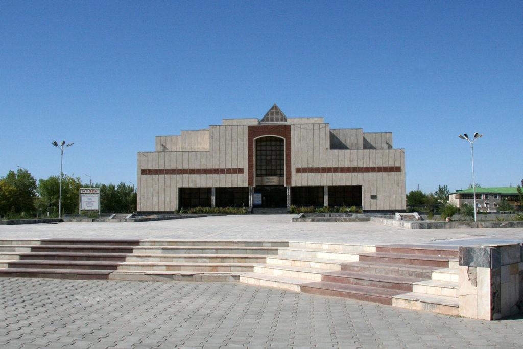 Noukous musée Savitsky Igor
