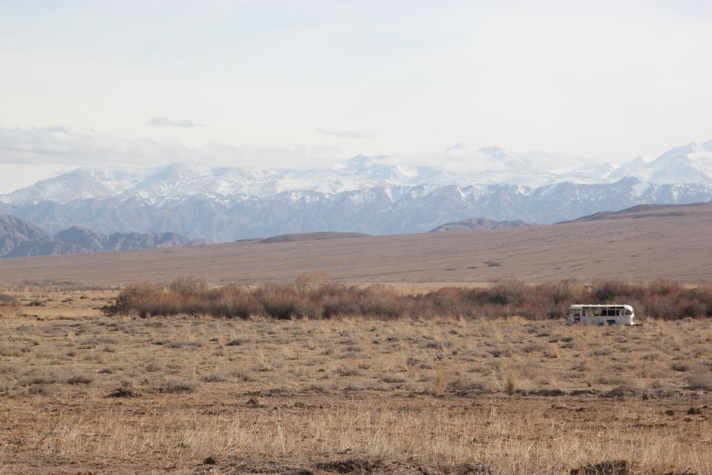 Bus Kirghizstan Balyktchi