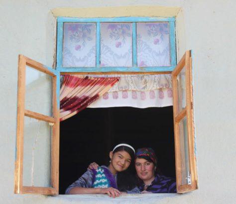 Soeurs Ouzbékistan