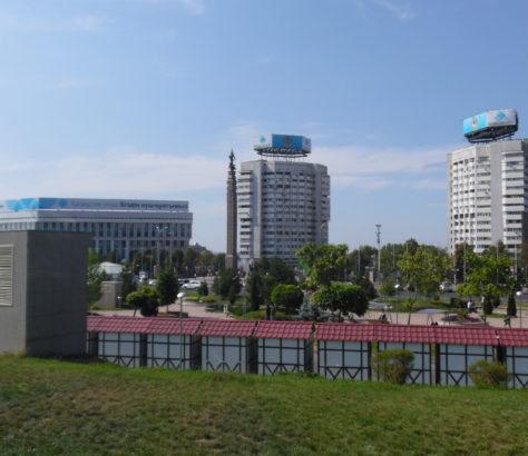 Place République Almaty Kazakhstan