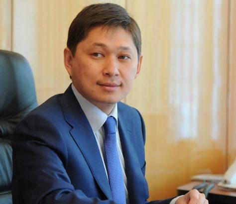 Sapar Isakov Gouvernement Kirghizstan