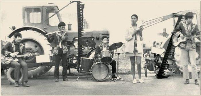 Altyn Dan Kazakhstan Rock Groupe Musique