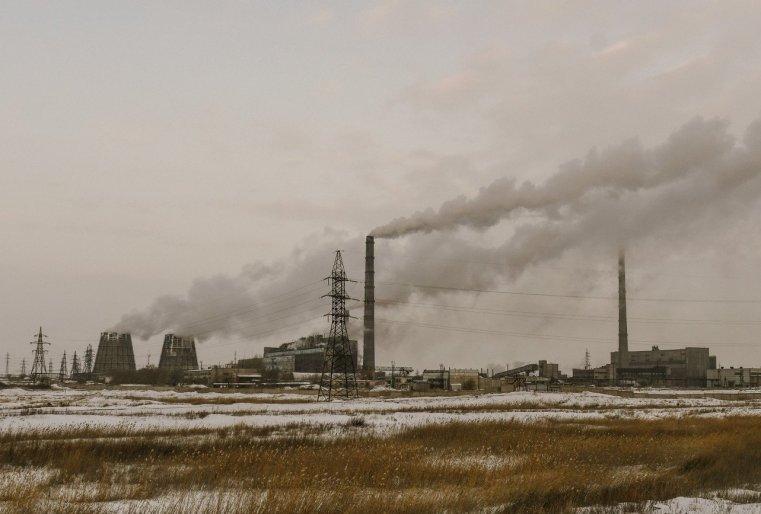 Stepnogorsk Kazakhstan Usine