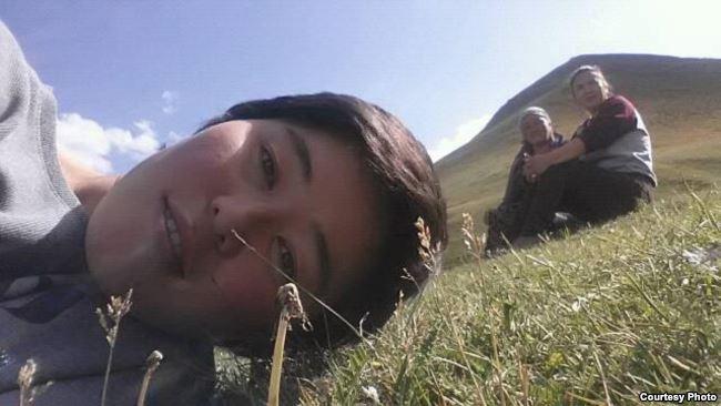 Eleveuse de yaks au Kirghizstan