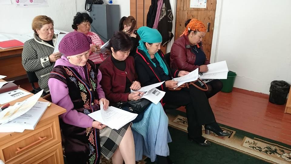 Fat Cat Karakol Kirghizstan Café responsable Cours femmes