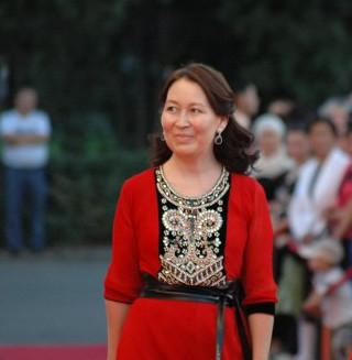 Rita Birbaev Omurbek Babanov Kirghizstan
