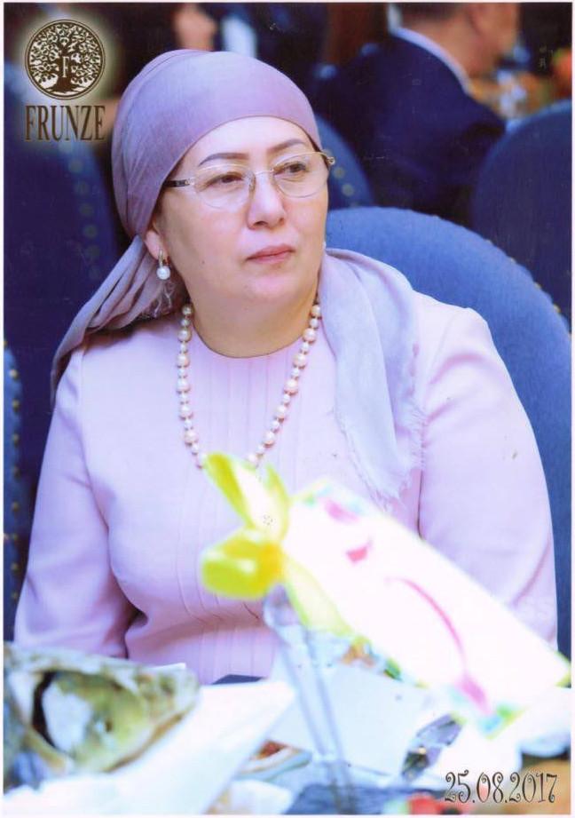 Aigul Jeenbekova Kirghizstan Présidentielle Sooronbaï Jeenbekov