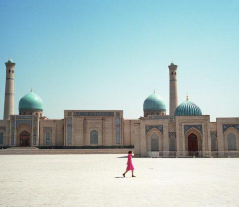 Tachkent Mosquée Ouzbékistan