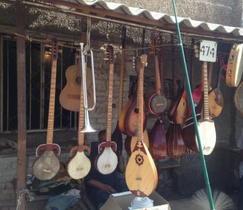 Citare Guitare Tachkent Yangiabad Bazar