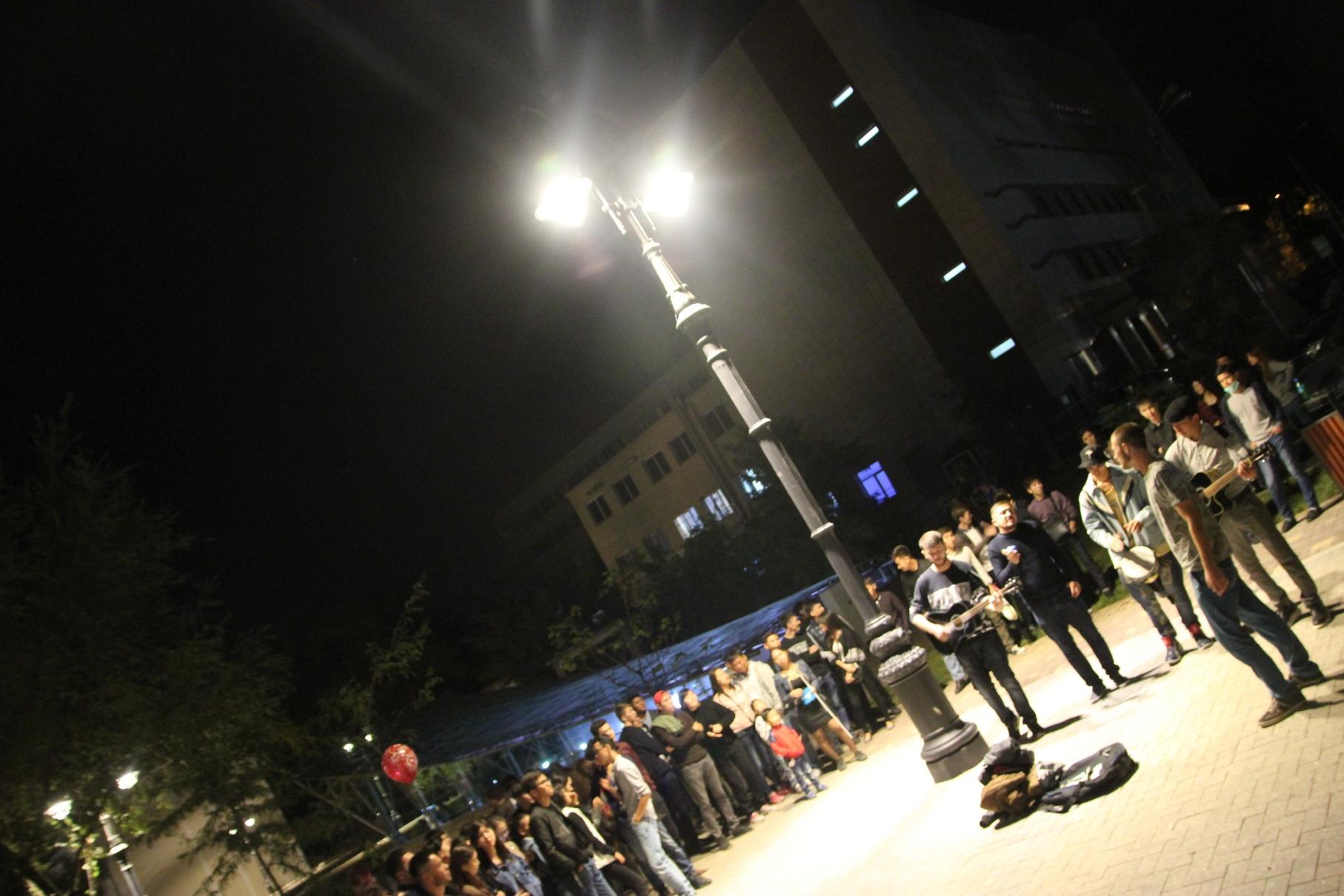 Almaty Fête