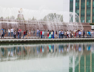 Tachkent Ouzbékistan Jeunesse