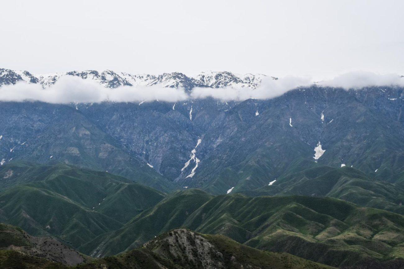Arslanbob Kyrgyzstan Nut Forest