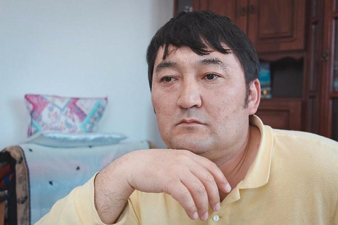 On terrorist list in Kazakhstan