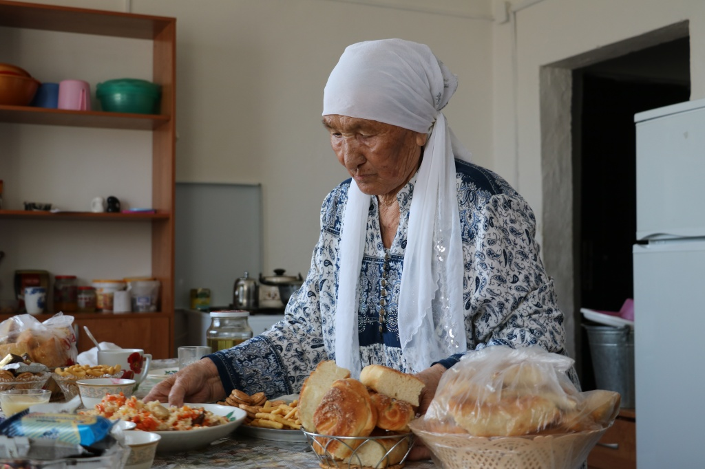 Fighting against terrorism in Kazakhstan