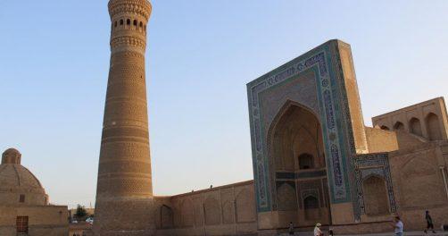 Kalian Minaret Boulkhara Ouzbékistan