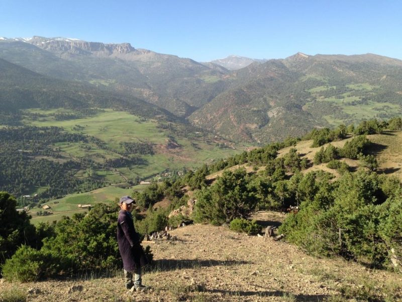 Vallée Berger Ouzbékistan Tadjikistan Montagne