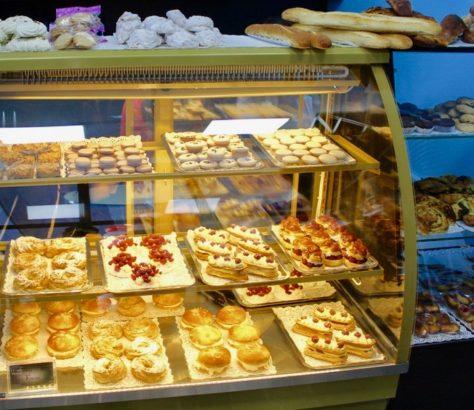 Boulangerie Claude Ménard Choix Biscuits Pâtisseries