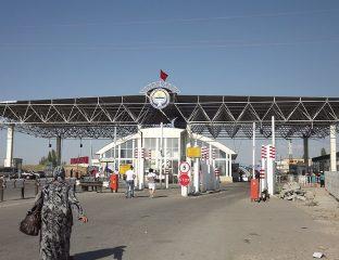 Poste-frontière Minutes Bichkek