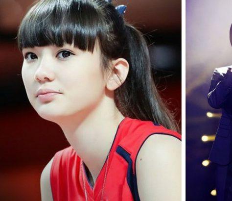 Dimach Qudaibergen Sabina Altynbekova Dimash Chanteur Volleyeuse Kazakhstan Star