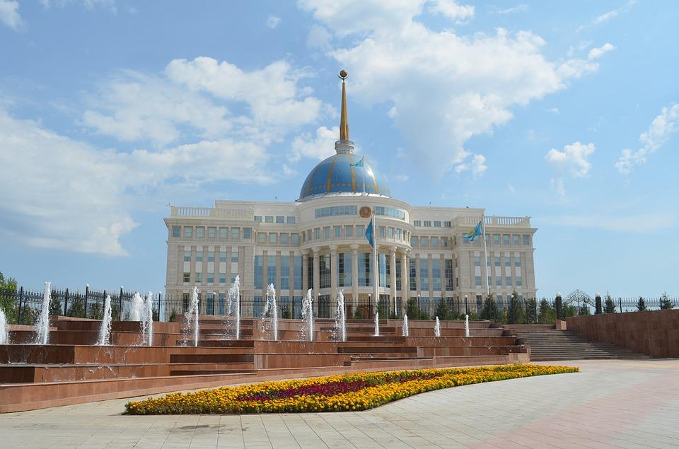 Palais Président Astana