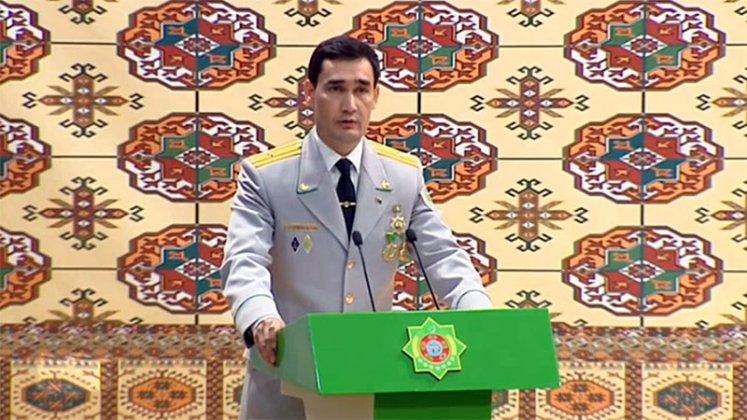 Fils Président Serdar Berdymoukhamedov