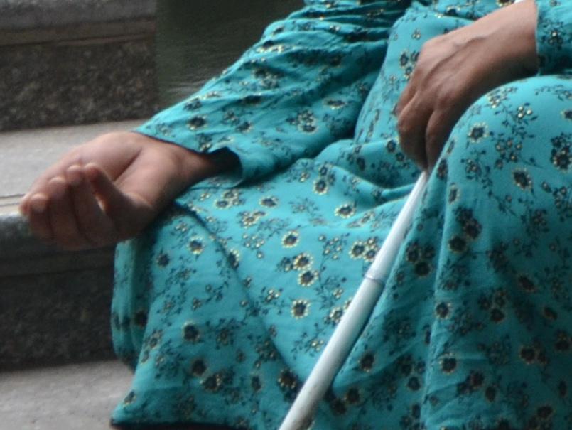 Soro Mendiant Tadjikistan Douchanbé