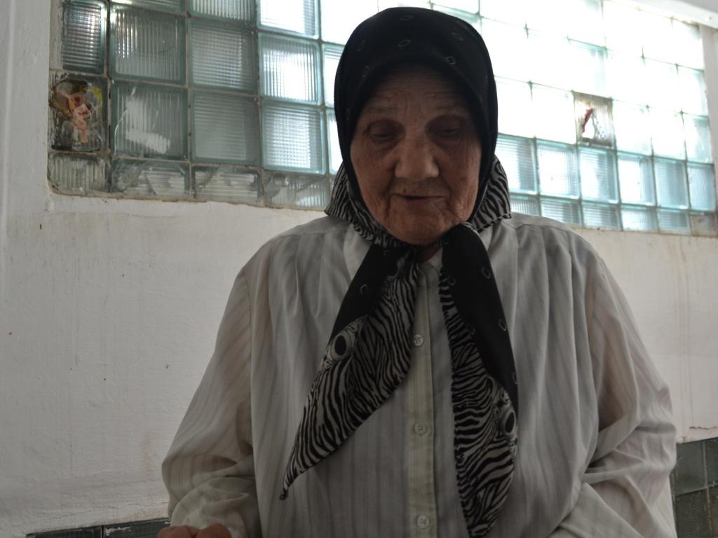 Tamara Pavlovna Mendiant Tadjikistan Douchanbé