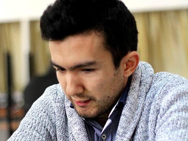 Echecs Sport Jeu Ikrom Ibragimov Tadjikistan