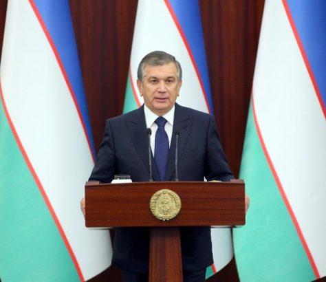 Chavkat Mirzioïev Ouzbékistan Président
