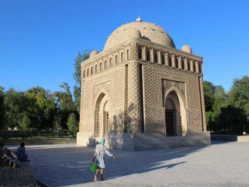 Tombeau Ismaïl Somoni Boukhara Ouzbékistan