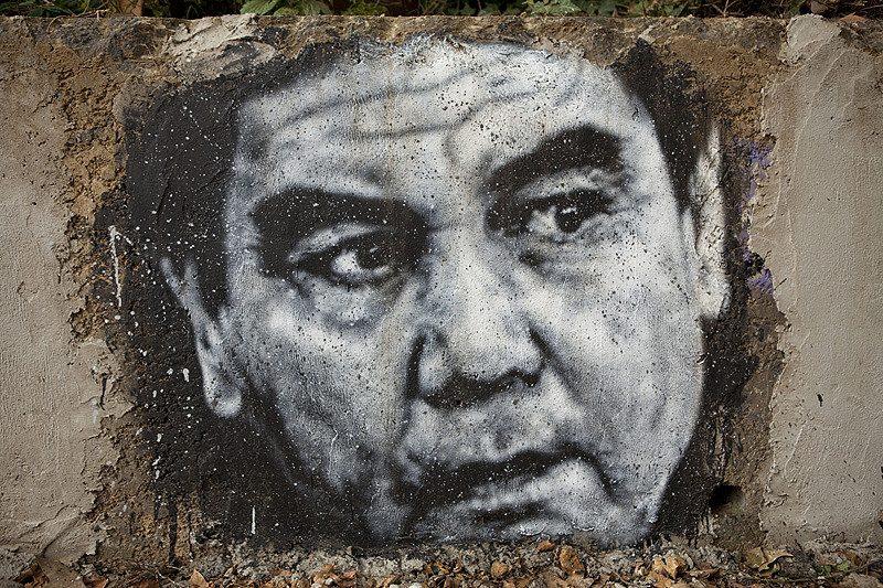 Portrait Gourbangouly Moukhamedov Abode Chaos