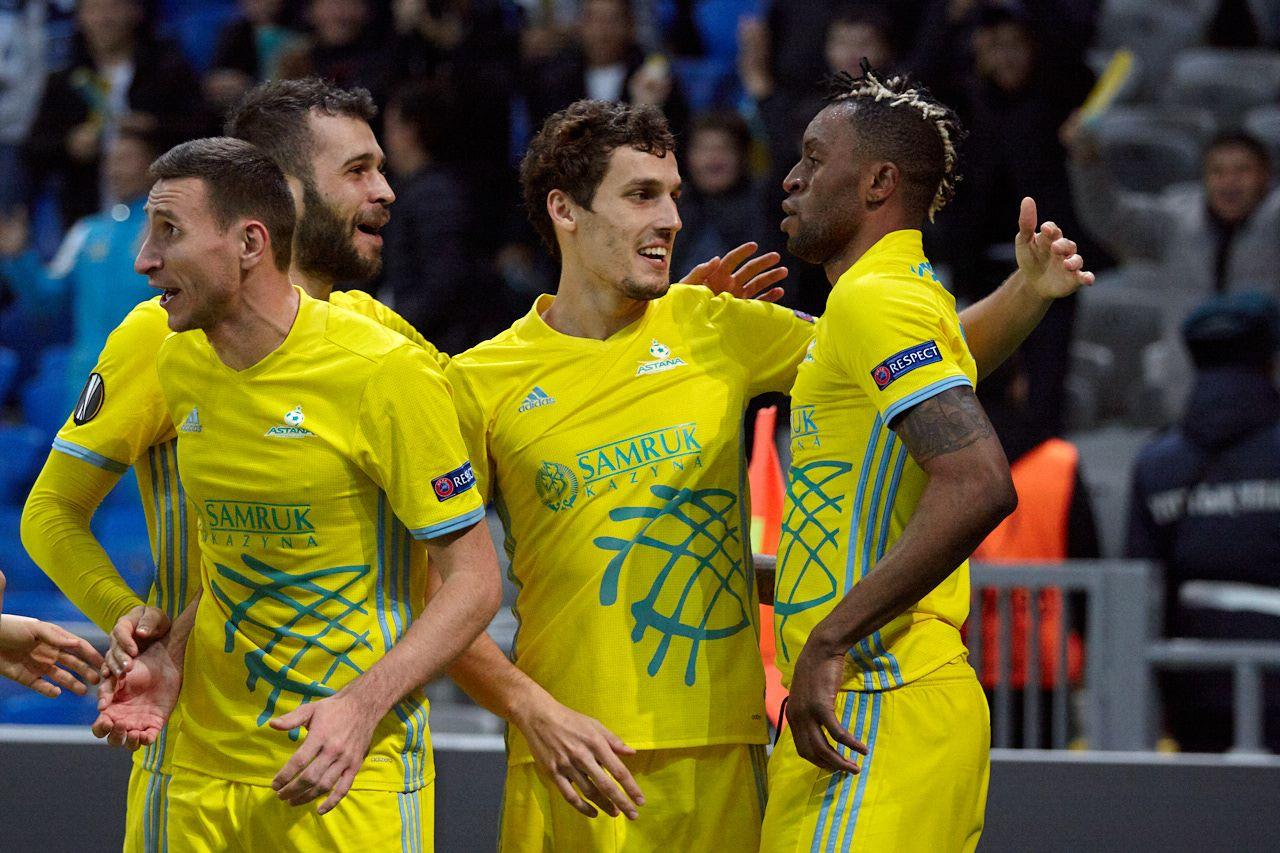 Joueurs Club Astana Premier Championnat